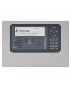 CAD-150-1 Central analógica de detección de incendios compacta de 1 lazo