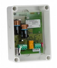 """RTD-150T Repetidor gráfico en formato Tablet de 10"""" para sistema analógico Detnov"""