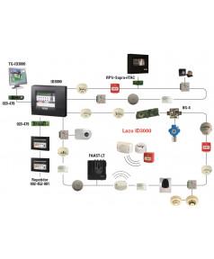 102051473 Detector Exterior Cableado Bobby 1673