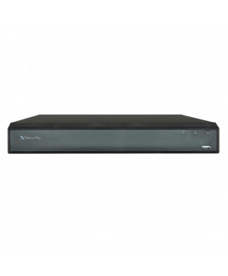 XS-NVR6208-4K8P-EPOE - Imagen 1