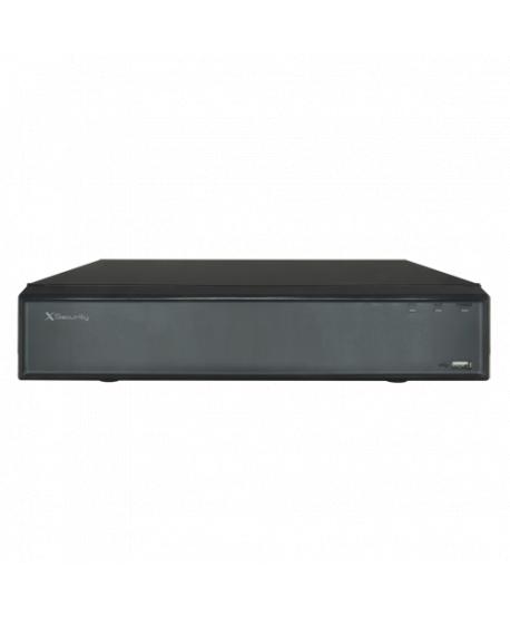 XS-NVR6216-4K16P-EPOE - Imagen 1