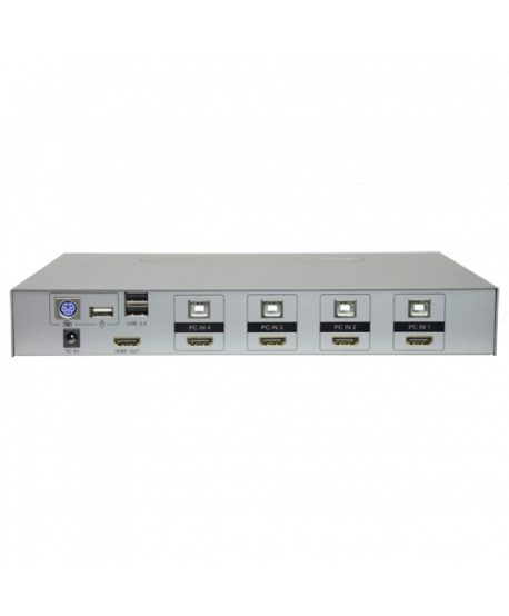 HDMI-KVM-SW-4K - Imagen 1
