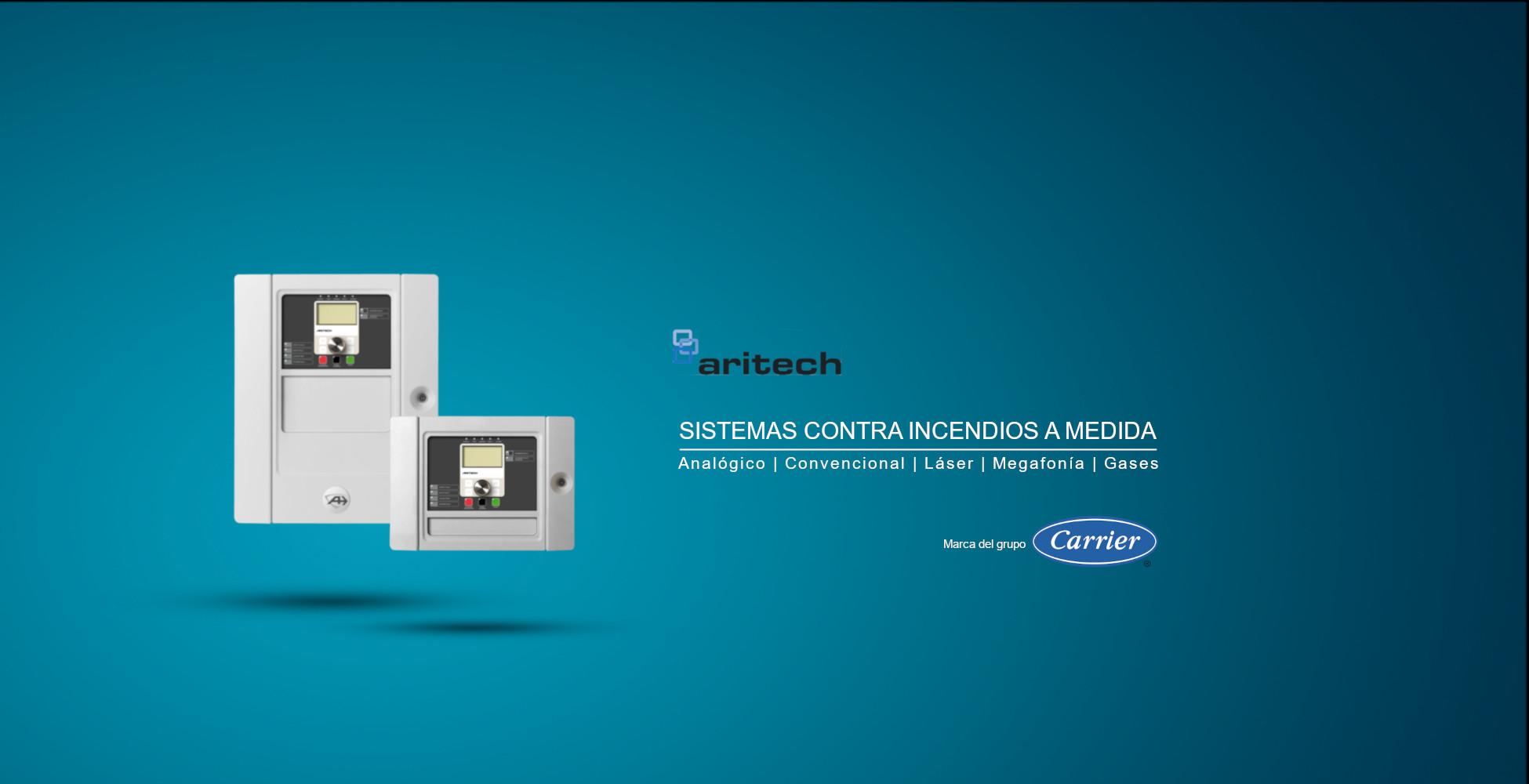 Distribuidor oficial Aritech