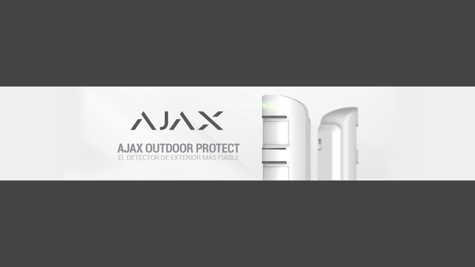 Ajax Outdoor Protect
